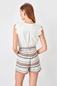 Melissa Buckle Shorts - Olyssia™ Online