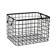 Load image into Gallery viewer, Retro Iron Storage Basket - Olyssia™ Online