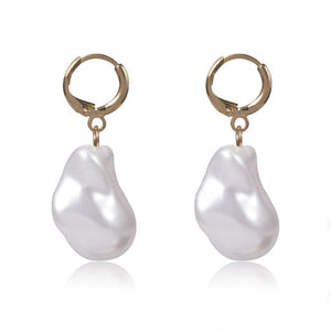 Pearl Dangle Earring - Olyssia™ Online
