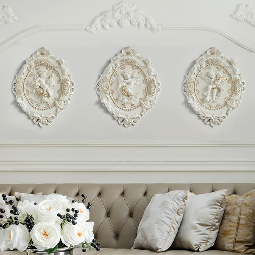 Angelic Ornament Wall Decor - Olyssia™ Online