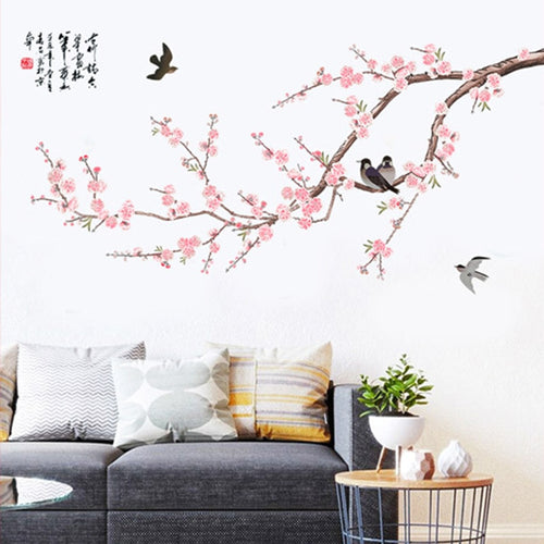 Cherry Blossom Wall Decal - Olyssia™ Online
