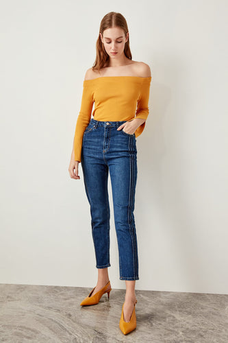 Natalie High Waisted Straight Leg - Olyssia™ Online