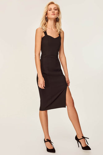 Tina Midi Cocktail Dress - Olyssia™ Online