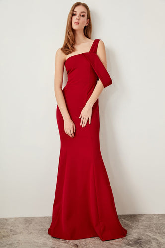 Scarlett Full Length Evening Gown Dress - Olyssia™ Online