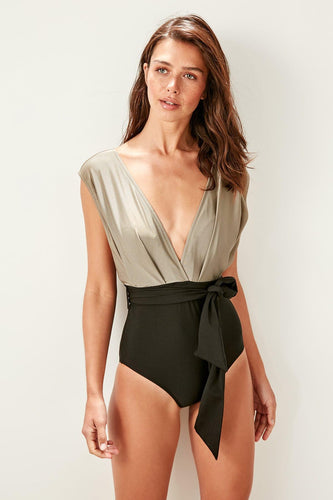 Averie Plunge One Piece Swimsuit - Olyssia™ Online