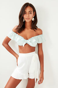 Sylvia Off the Shoulder Bikini Top - Olyssia™ Online