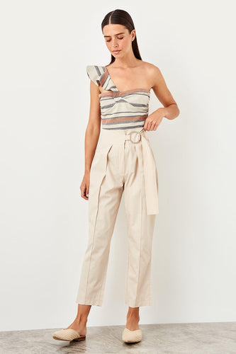 Camilla Buckle Pants - Olyssia™ Online