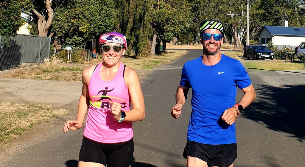 The Running Couple - Justin & Kate - 5km a Day