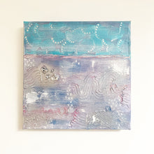 Load image into Gallery viewer, Plastic on Whitstable (2/3) - Abstract Painting Trio