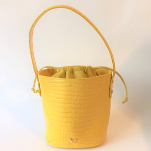 Lemon | Bucket Bag