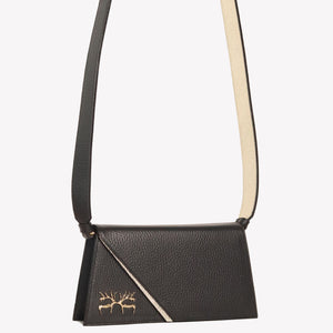 Black & Gold | Linea Handbag