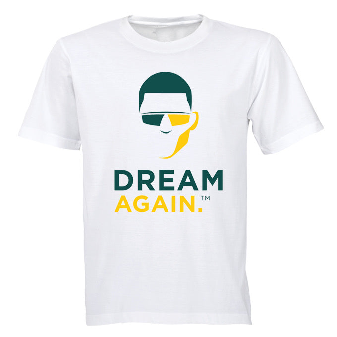 Official Dream Again T Shirt