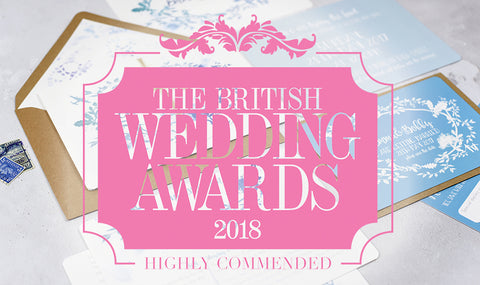 Julia Eastwood | The British Wedding Awards 2019 'Highly Commended'