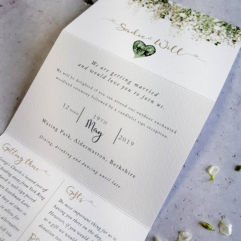 Julia Eastwood | Invitation Wording Guide