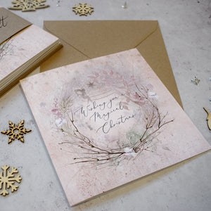 Magical Christmas Cards ~ Pack of 6 for £8.50