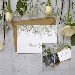 Personalised Photo Whimsical Windsor Thank You Cards