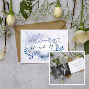 Personalised Photo Magical Thank You Cards