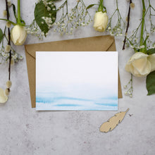 Load image into Gallery viewer, Whimsical Coast Thank You Postcards