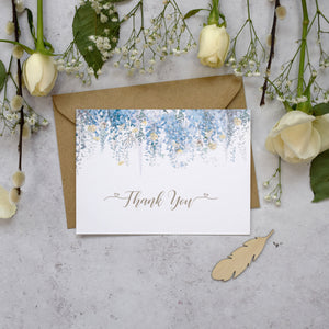 Whimsical Coast Thank You Postcards
