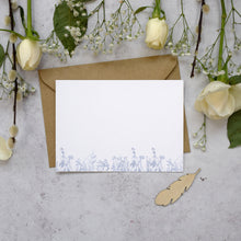 "Load image into Gallery viewer, reverse of our ""magical' wedding thank you cards"