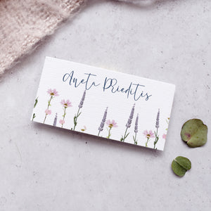 Whisper Place Cards