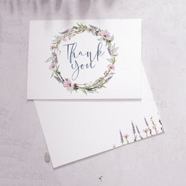 Thank You cards. Fast delivery