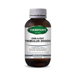 Thompson's Tribulus 20000 One-A-Day 120caps