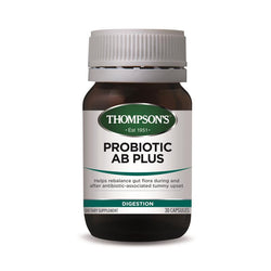Thompson's Probiotic AB Plus 30cap