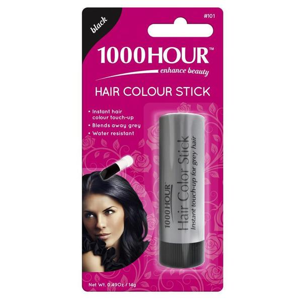 1000 Hour Hair Colour Stick Black