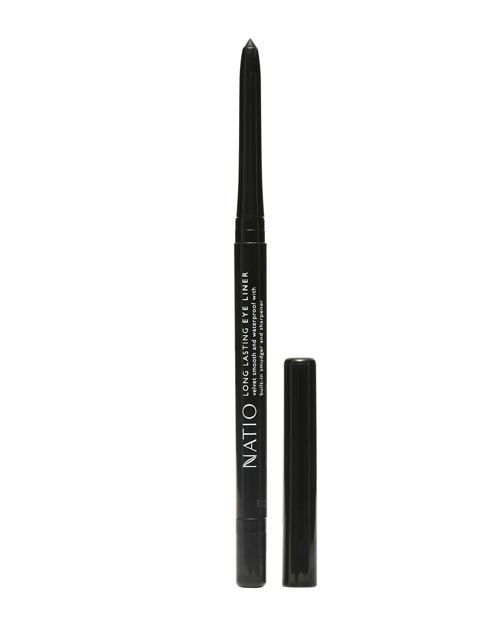 NATIO Long Last Eyeliner Graphite