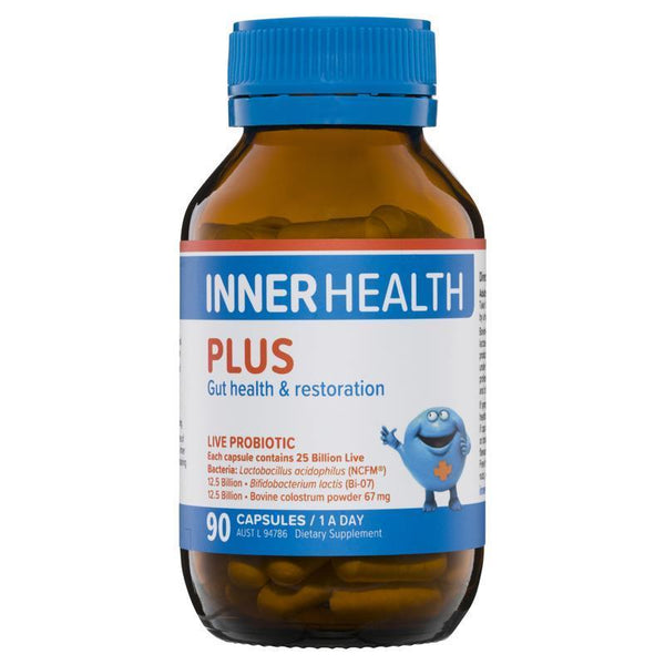 Ethical Nutrients Inner Health Plus 90caps