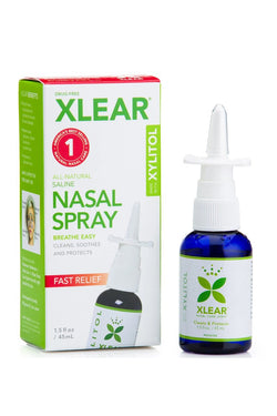 Xlear Xylitol Nasal Spray 45ml