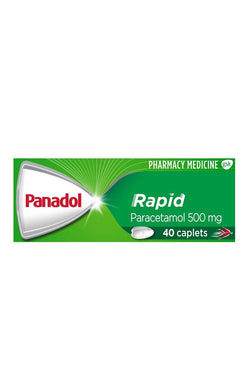 PANADOL Rapid 40caps