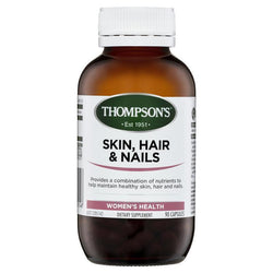 Thompson's Skin Hair & Nails 90Cap