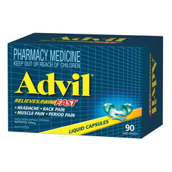 ADVIL Liquid Capsules 90s
