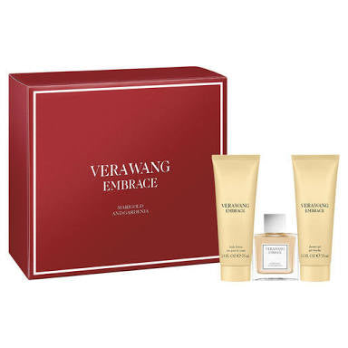 Vera Wang Embrace Marigold & Gardenia EDT Set 30ml Set