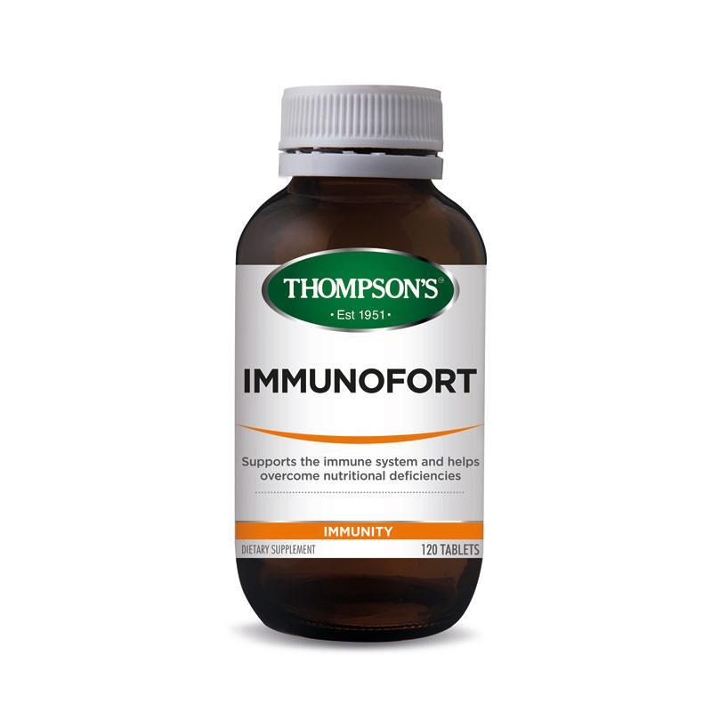 Thompson's Immunofort 120tabs