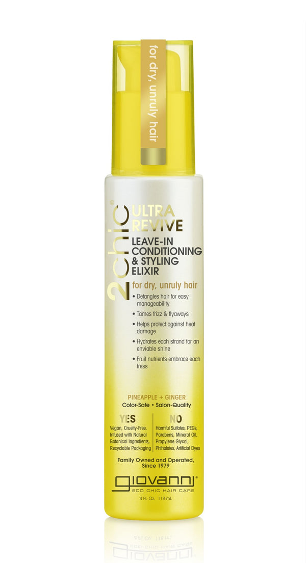 GV 2CHIC Ultra Revive Style Elixir 118ml