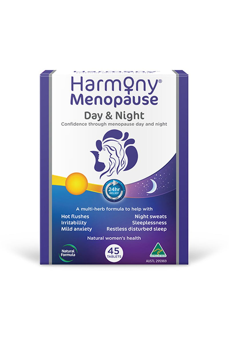HARMONY Menopause Day & Night 45