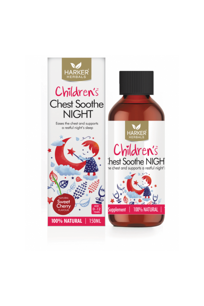 HHP Child. Chest Soothe Night 150ml