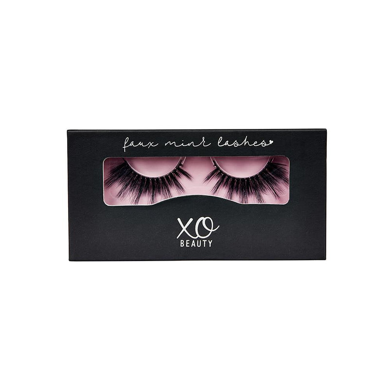 XOBEAUTY Faux Mink Single Lashes - Illusion