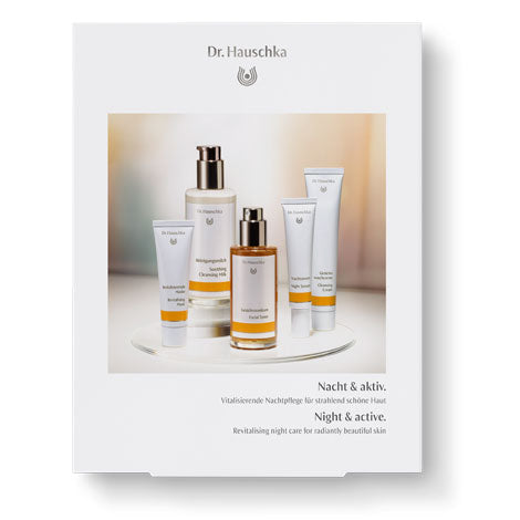 Dr Hauschka Night & Active