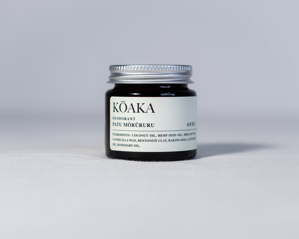 KOAKA Natural Hemp Deod 60ml