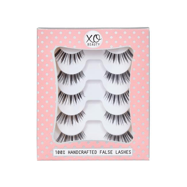 xoBeauty False Lashes Stunner 5pk