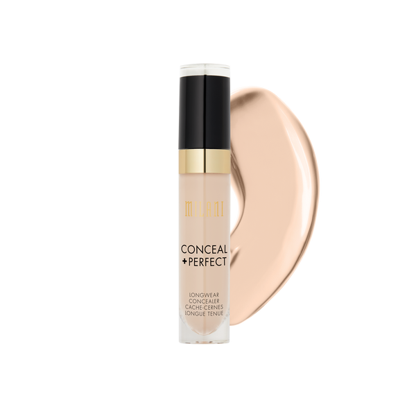MILANI MCPC-110 Conceal +Perfect Long Wearing Concealer Nude Ivory