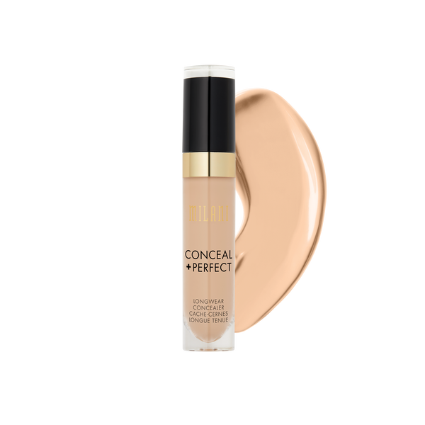 MILANI MCPC-125 Conceal+Perfect Long Wearing Concealer Light Natural