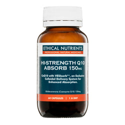 Ethical Nutrients Hi-Strength Q10 Vesisorb® 150mg 60caps