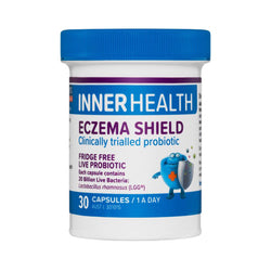 Ethical Nutrients Inner Health Eczema Shield Shelf 30cap