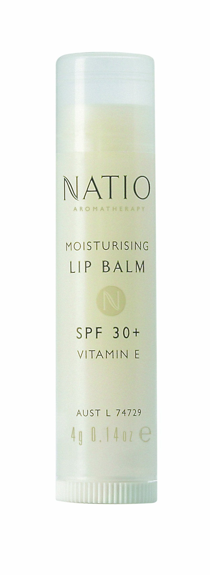 NATIO Moist Lip Balm SPF30+