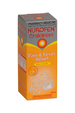 NUROFEN Child Liq. Orange 200ml